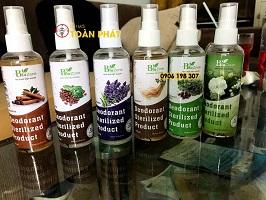 Chế phẩm khử mùi diệt khuẩn Biozone