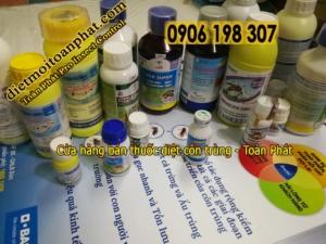 Cửa hàng bán thuốc diệt côn trùng Toàn Phát