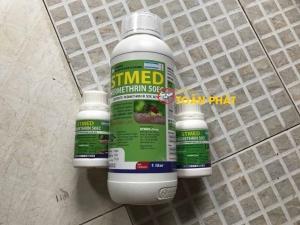 Thuốc diệt muỗi Stmed permethrin 50EC 1L