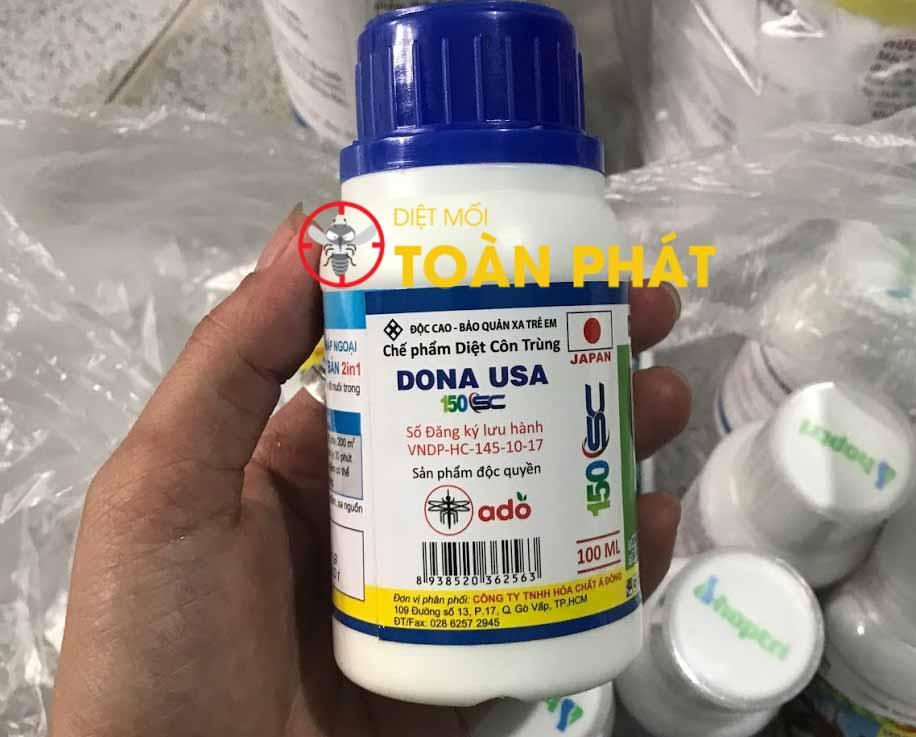 Thuốc diệt muỗi Dona USA 150SC