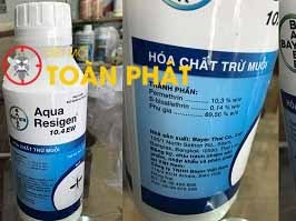 Thuốc diệt muỗi Aqua resigen 10.4ew