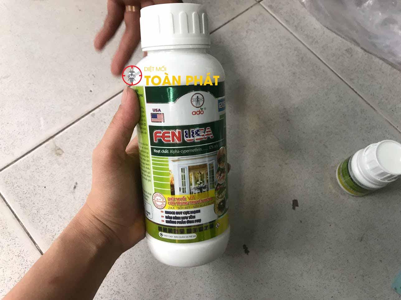 Thuốc diệt côn trùng Fen USA 120SC