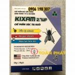 Thuốc diệt ruồi Kixam 2.7WP loại hộp 10 gói 20gr