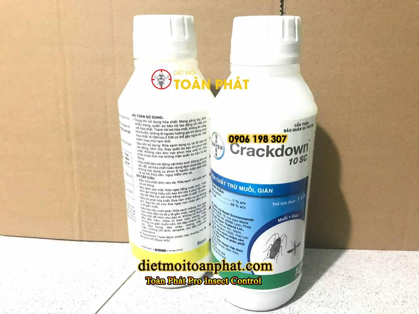 Crackdown 10sc